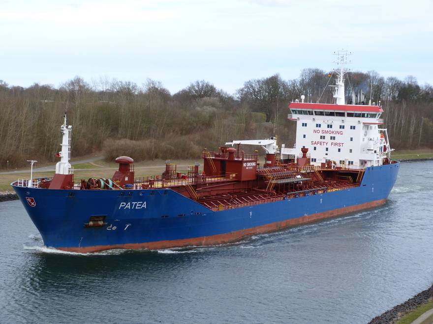 Image of the vessel shown